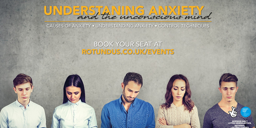 Understanding Anxiety & The Unconscious Mind - Full Session