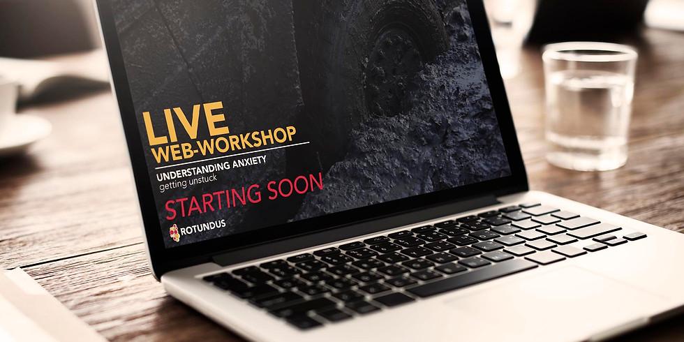 LIVE Web-Workshop - Understanding Anxiety