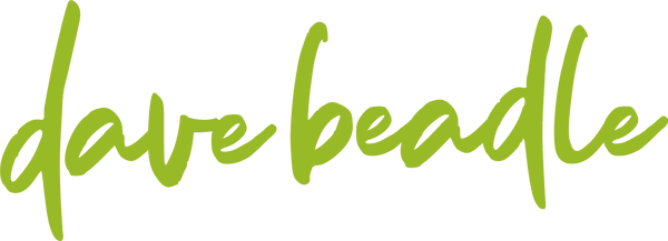 Dave Beadle BT Coaching Logo Green And W