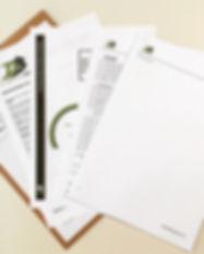 Breakthrough NLP Paperwork