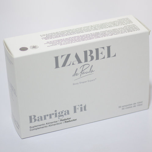 Barriga Fit® Ampolas Bebivéis