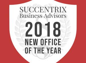 2018 - 2019 Succentrix Awards!