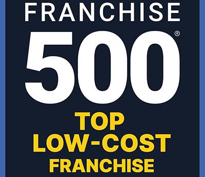 CONGRATULATIONS SUCCENTRIX! Entrepreneur Magazine's Franchise 500 - 2021 Top Low Cost Fanchise!