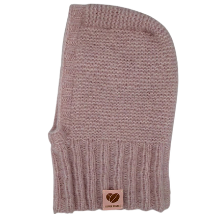 Elephant Beanie -soft pink