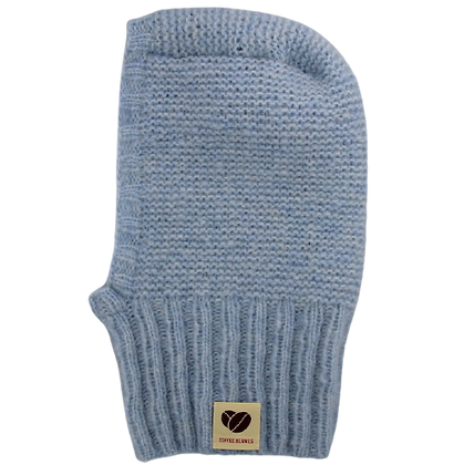 Elephant Beanie - light blue