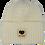 Thumbnail: Lion Beanie - off white