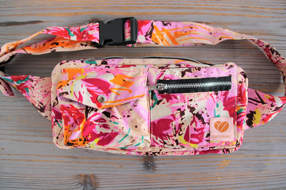 Bæltetaske Summer Flowers