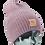 Thumbnail: 207 The Peace beanie - lilac