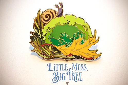 Pin - Leaf & Moss
