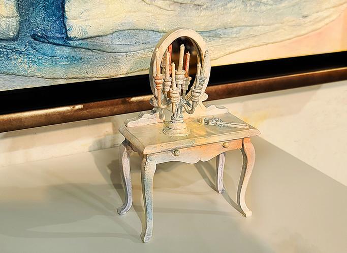Practicality; Edith Wharton detail