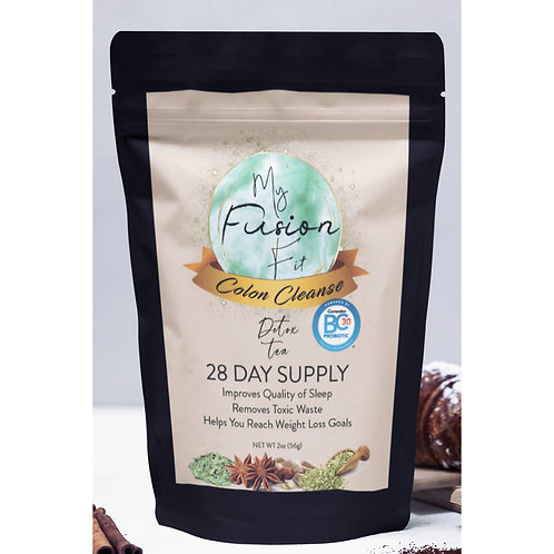 Fusion Fit 28 Day Colon Cleanse with added Probiotics
