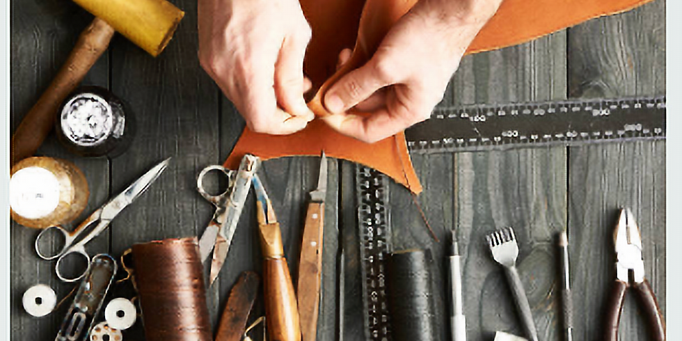 Leather Carfting Workshop