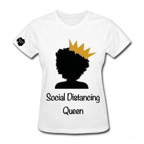 Social distancing queen