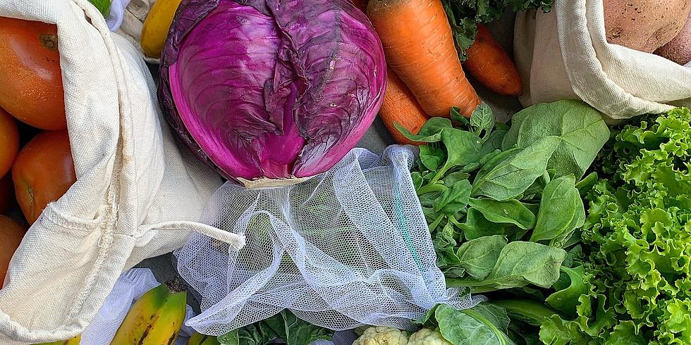 Charla ¿Qué sabemos sobre alimentación saludable?