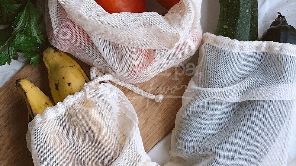 Arma tu kit de bolsas REutilizables - ECO