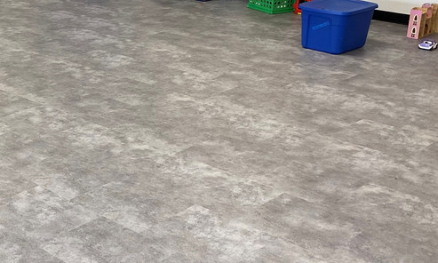 Kindercare Classroom