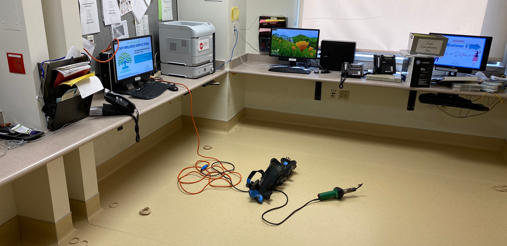 Clinic Lab Room