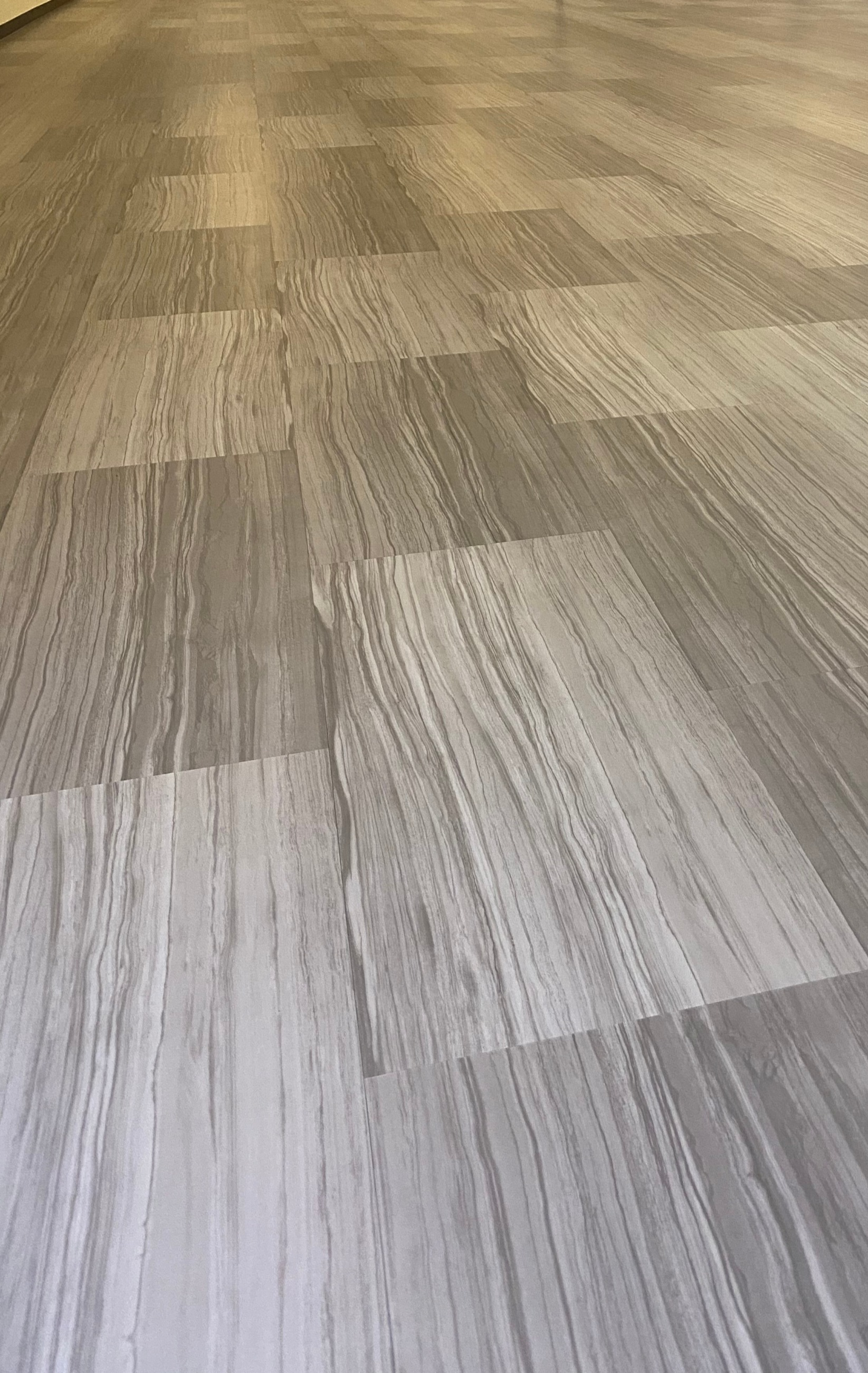 LVT close up