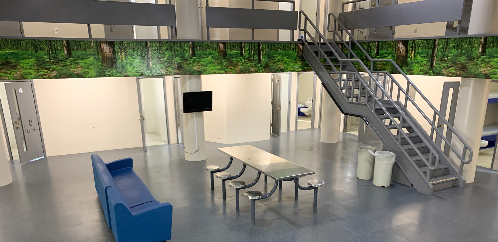 County Jail - Ward Flooring