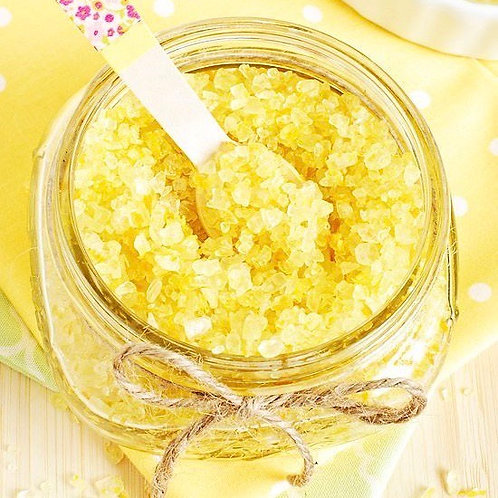 Lemon Cream Bath Salt