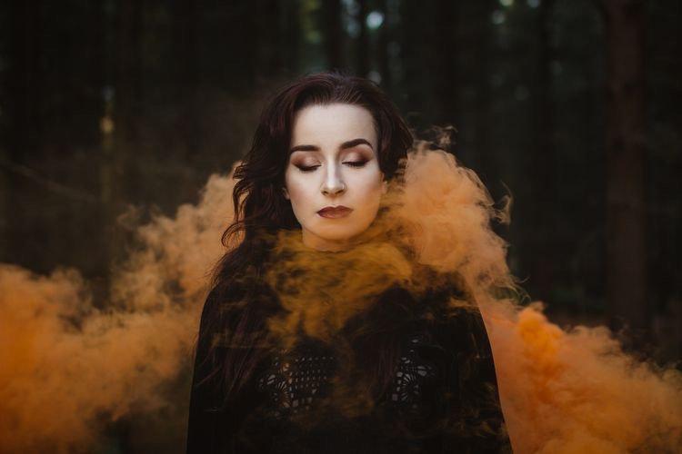 Ouija Cosmetics Header Photo