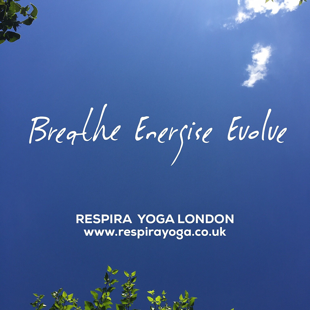 Respira Yoga invites you to yoga in West Harrow Park during August.