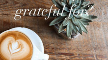 New Year Intentions & Practicing Gratitude