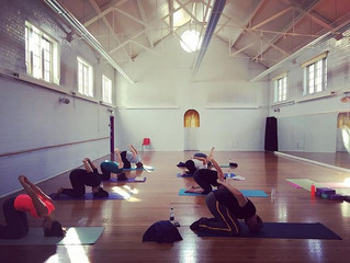 Autumn/Winter Yoga Term Pass - Book now!
