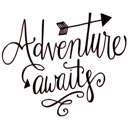 Image result for adventure awaits