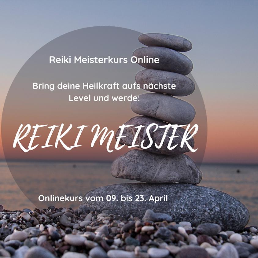 Reiki Meisterkurs - Online