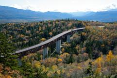 リトルカブ国道全制覇ツーリング、北海道の三国峠
