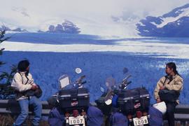 北南アメリカ大陸縦断ぺリトモレノ氷河