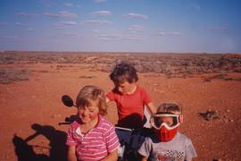 オーストラリア一周オーストラリアの子供たち