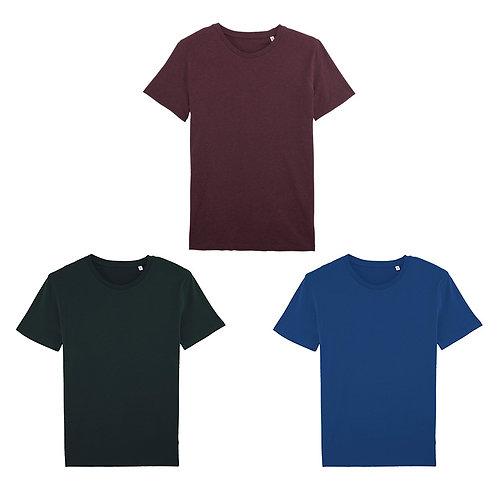 Pack trio - 3 t-shirts homme au choix en coton BIO