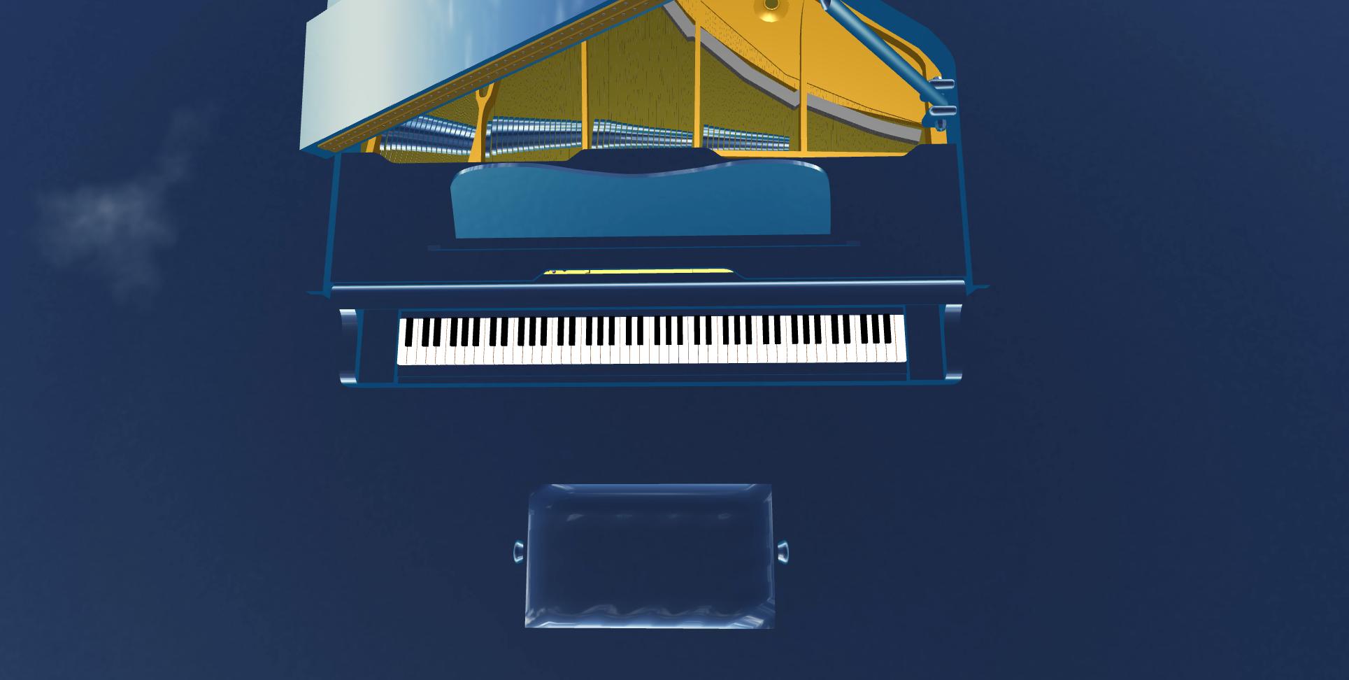 4D Piano