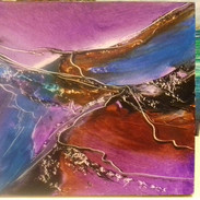 purple edge