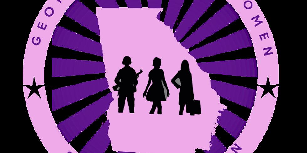 2021 June Georgia Military Women Southern Region Bi-Monthly Meeting