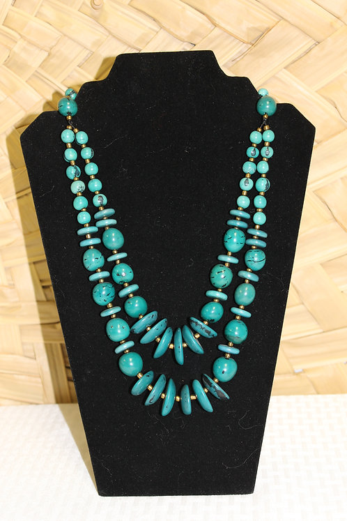 32C Necklace Green