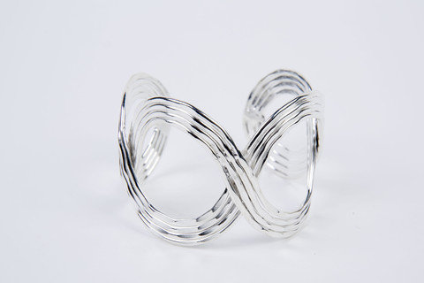 Shimmering Waves Cuff