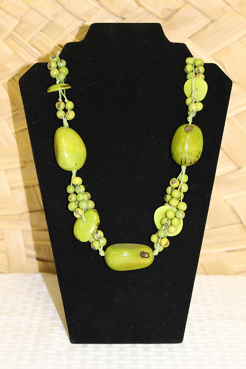 16C Necklace Green
