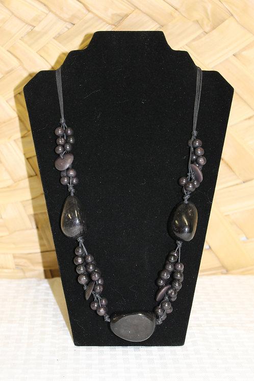 16C Necklace Black
