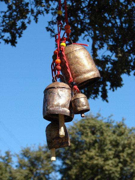 Rhythm of Earth Copper Bells