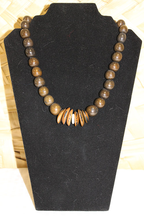 Pambil Necklace with Coconut