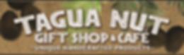 Tagua Nut Gift Shop Cafe logo