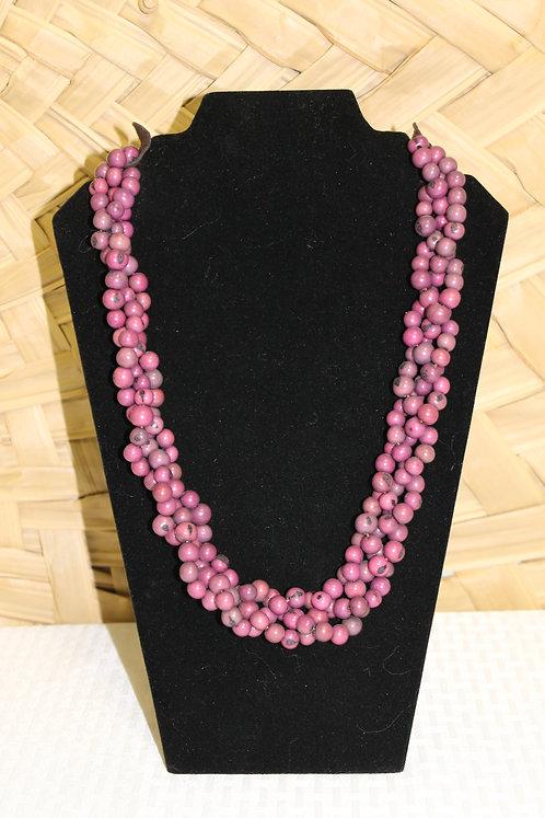Acai Necklace Purple