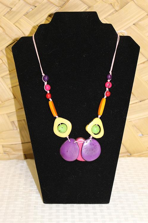 CCO13 Necklace Purple