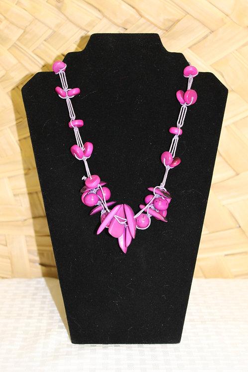 11C Necklace Purple