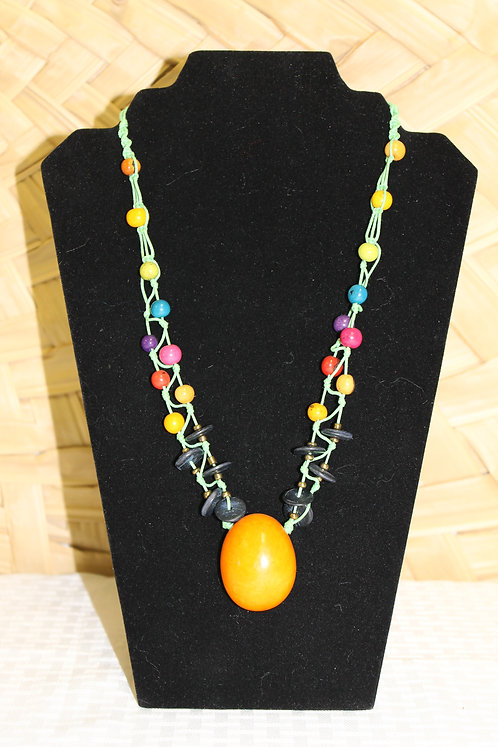 8C Necklace Yellow