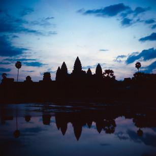 Angkor Wat Dawn
