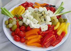 Mixed Cold Vege Platter